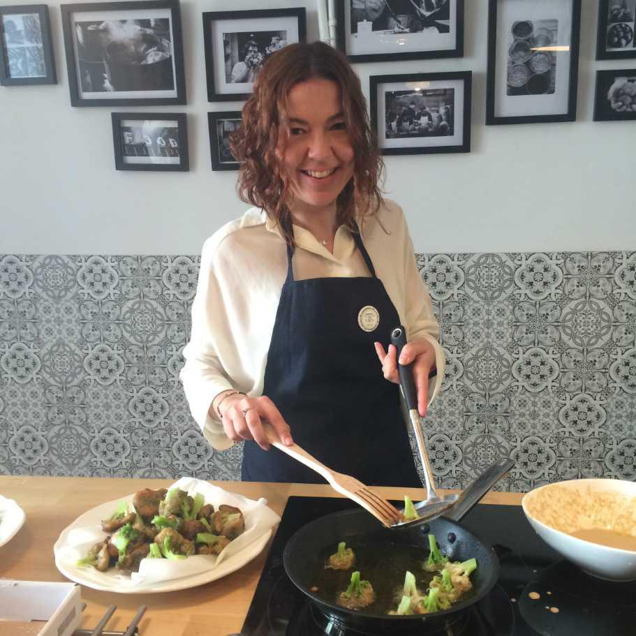 Blogger cocinera