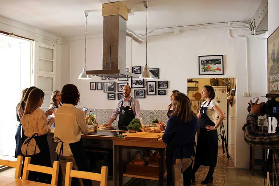 taller de cocina ecologica
