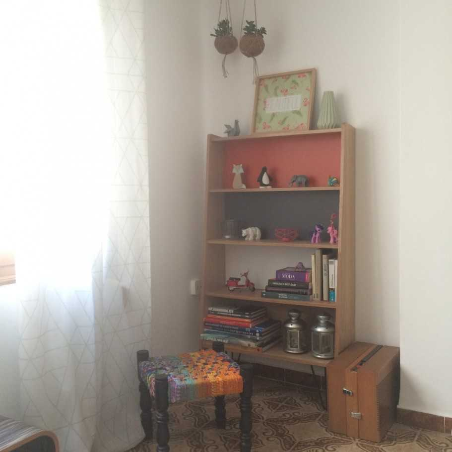 estanteria vintage