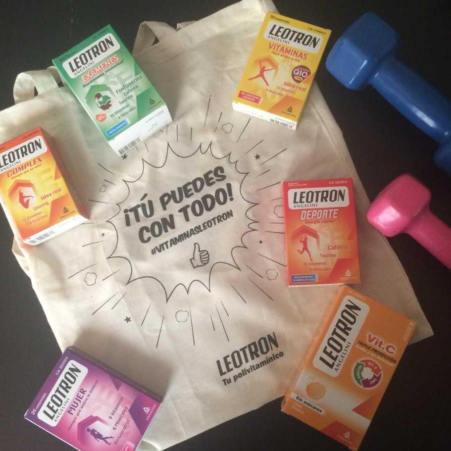 vitaminas leotron imprescindibles de otoño