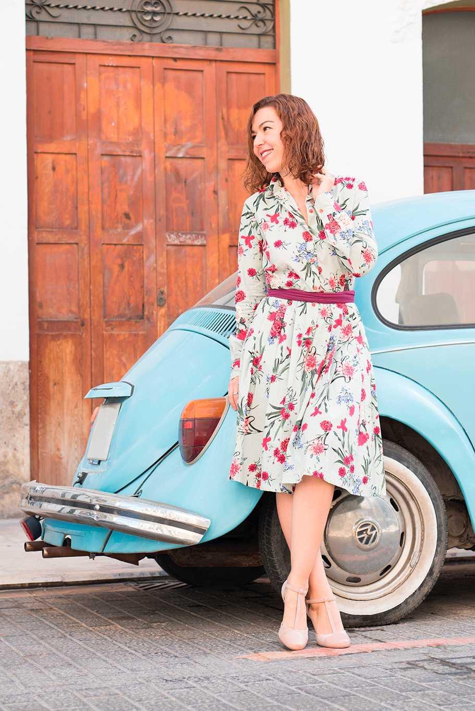 vestido DIY