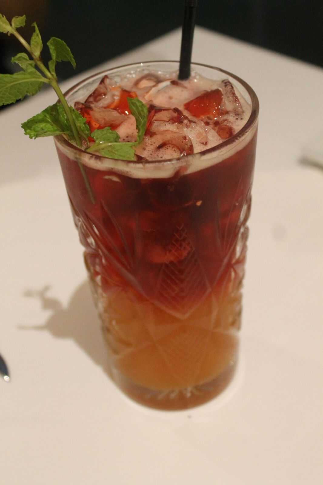 coctail mexicano