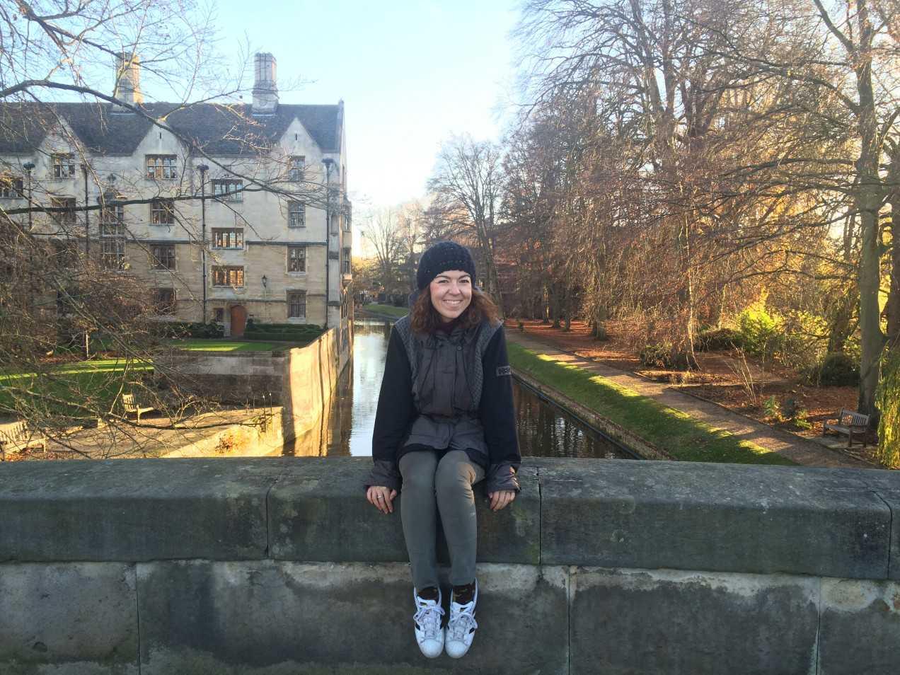 viaje a Cambridge