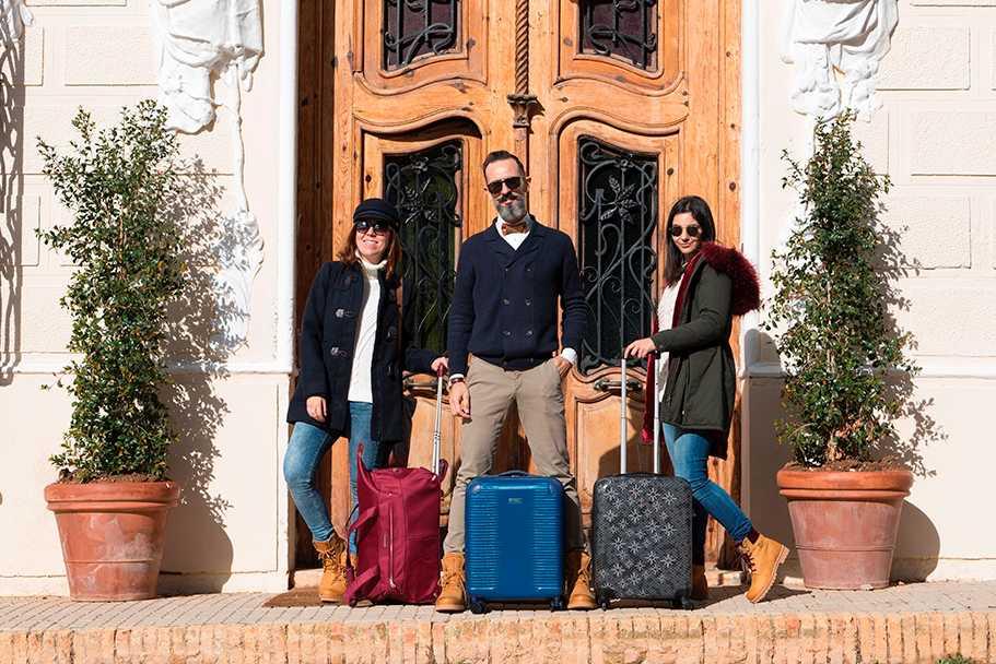 maletas perfectas para viajes