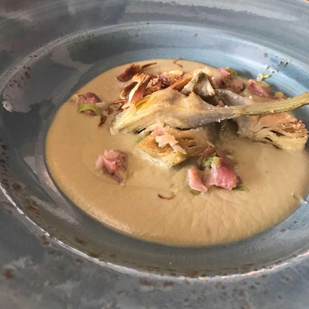 recetas alcachofas
