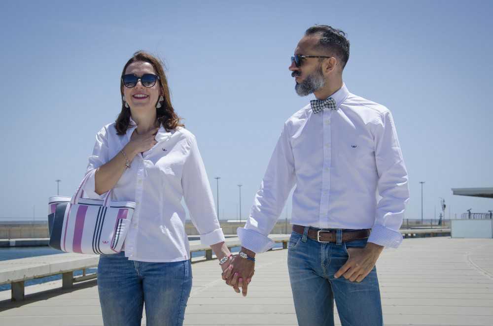 influencers pareja campaña para blasco de vilana