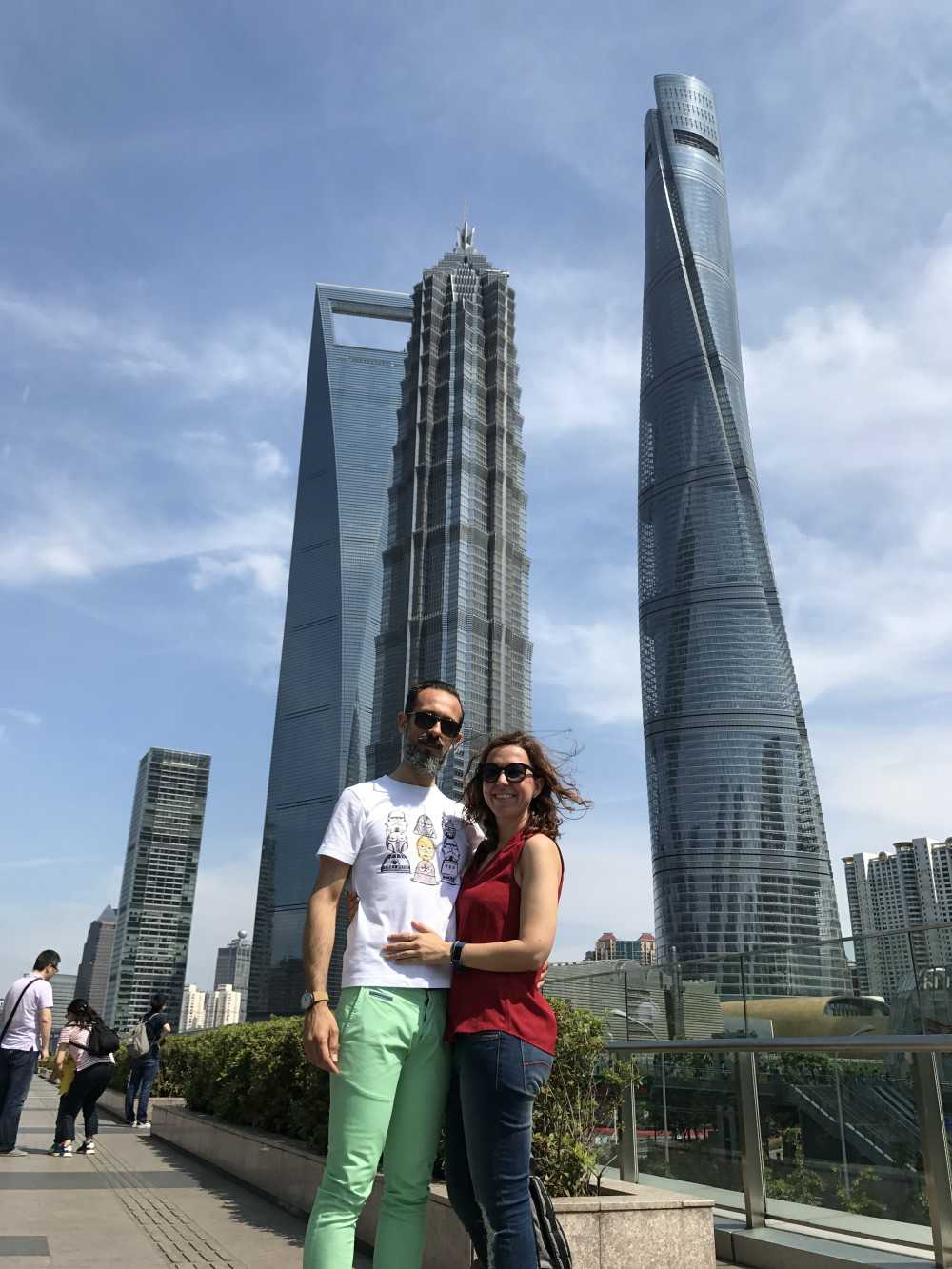 rascacielos shanghai