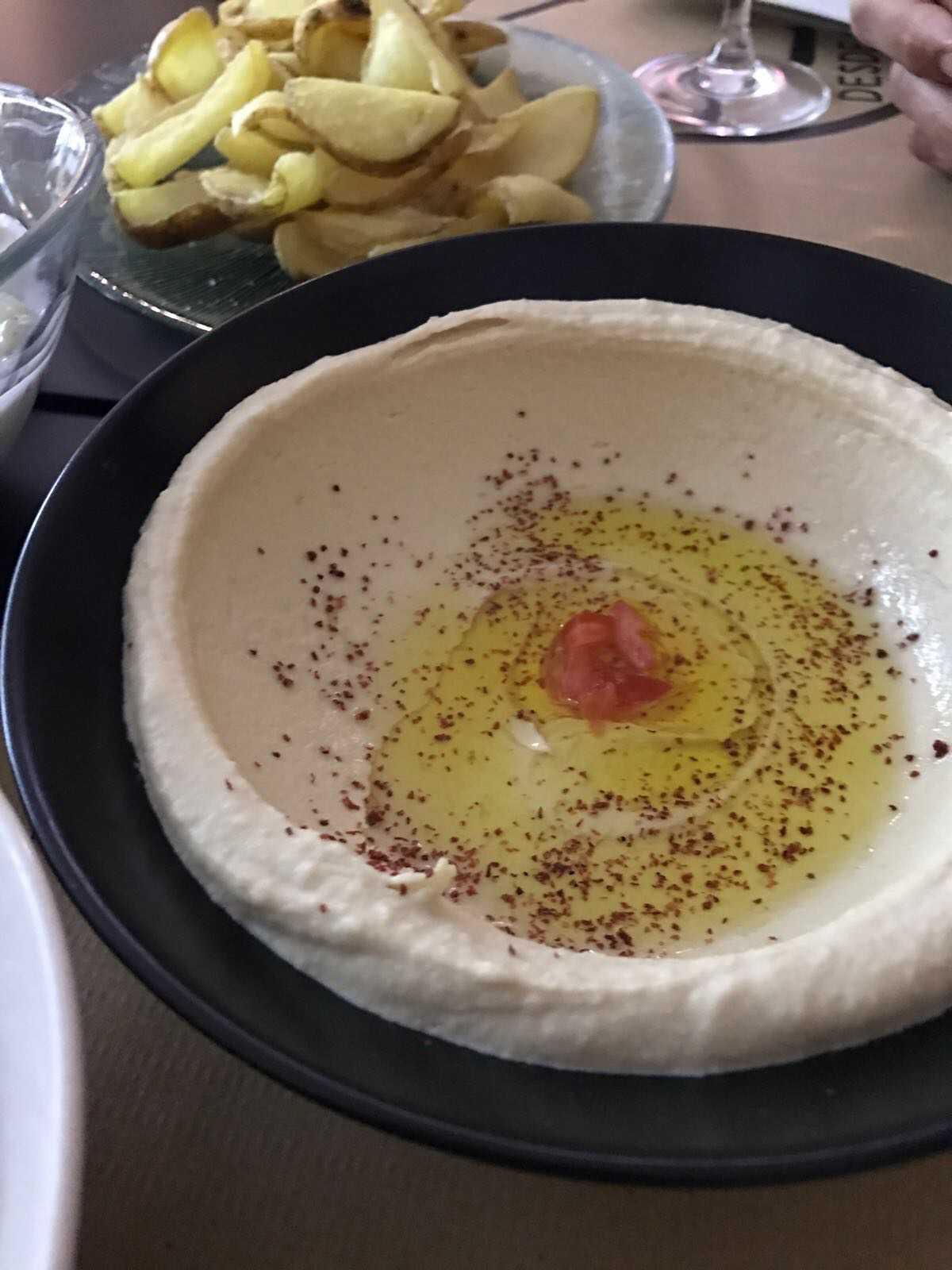 restaurante libanes valencia