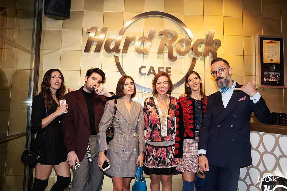 hardrock valencia look