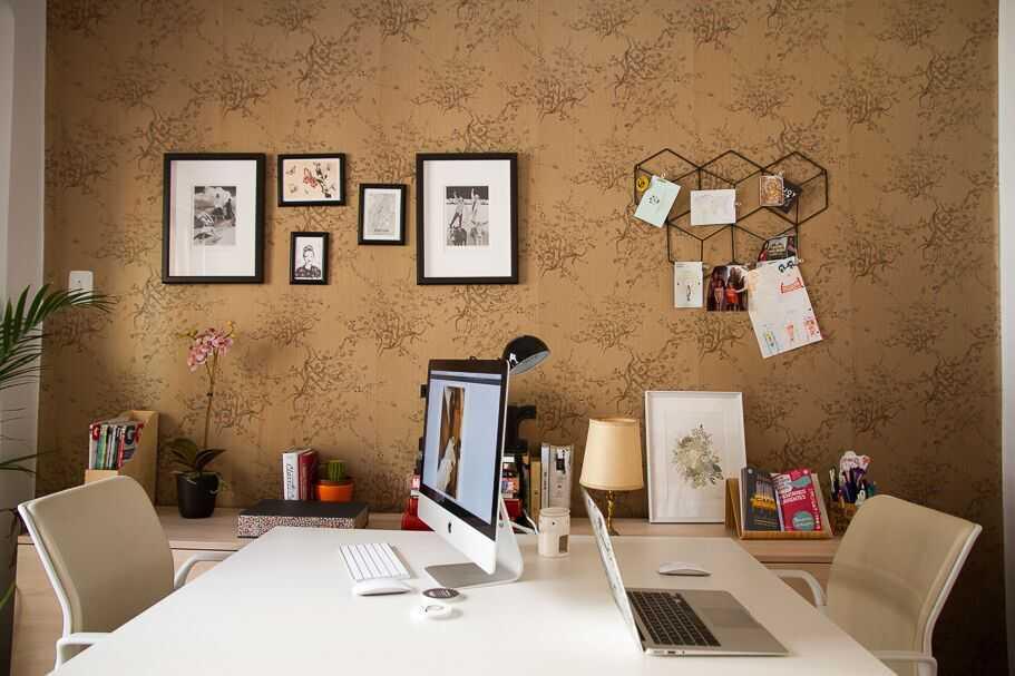 decoración del despacho
