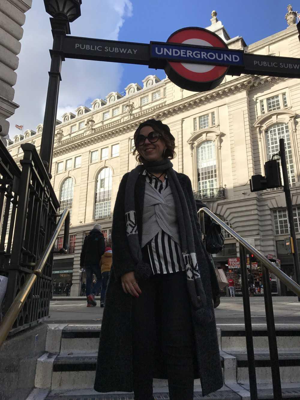 travel blogger viaje a Londres