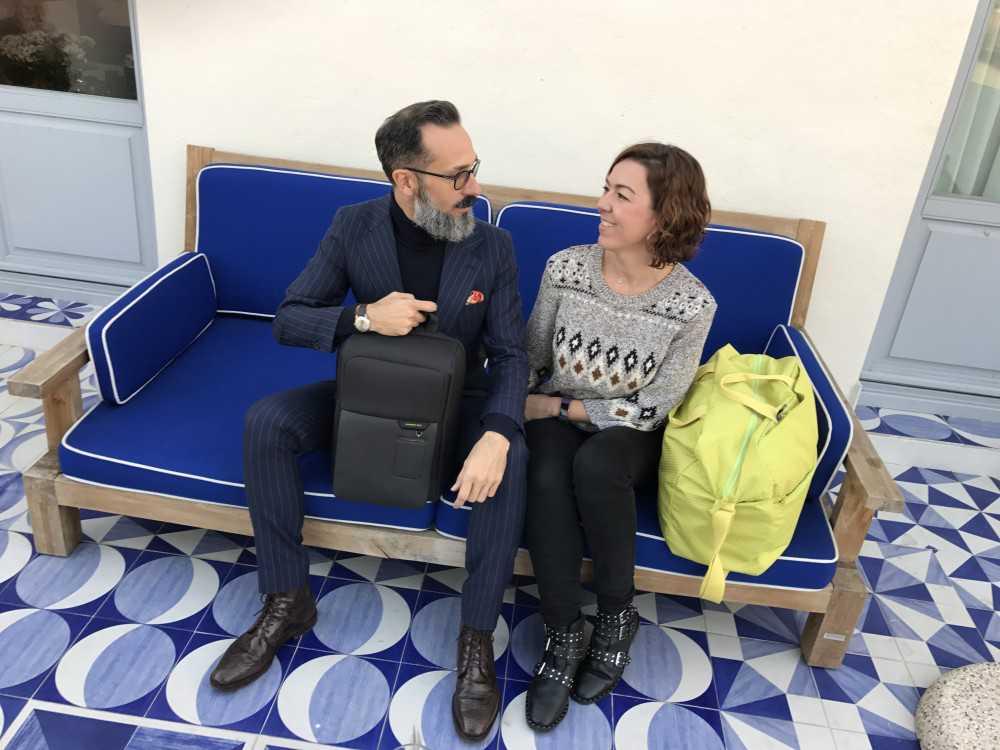 influencers valencia trabajo a Madrid