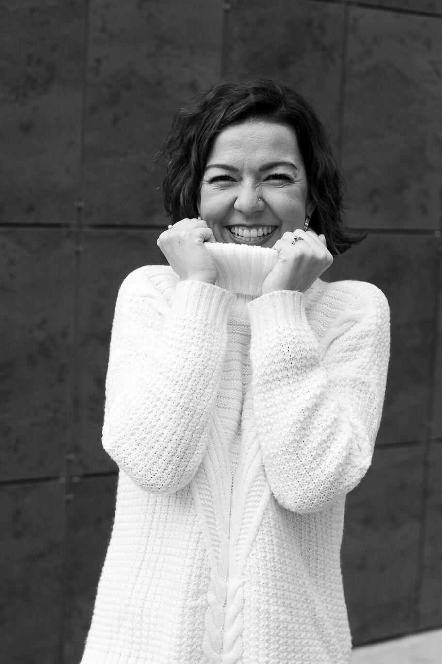 sonrisa bonita influencer