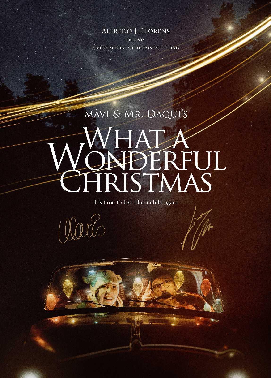 felicitación navideña influencers Feliz Navidad