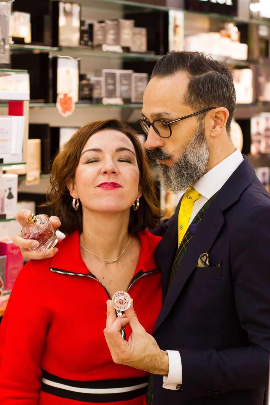 perfumes como regalo