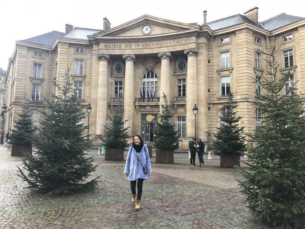 look directo desde Paris