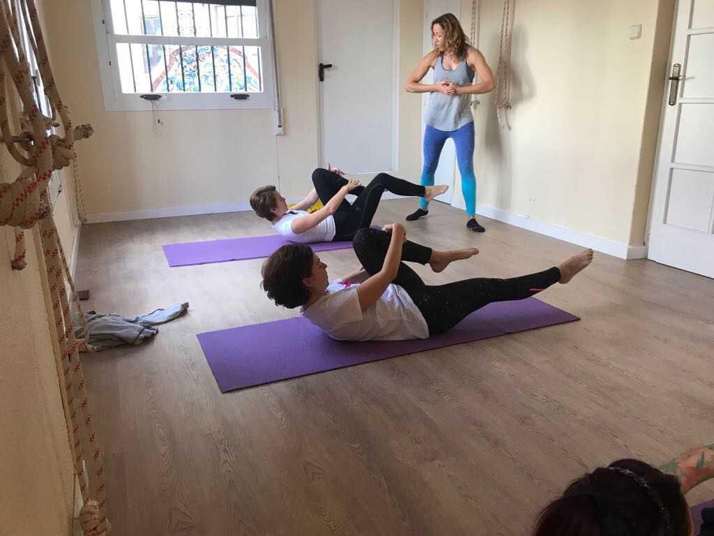 clases yoga valencia