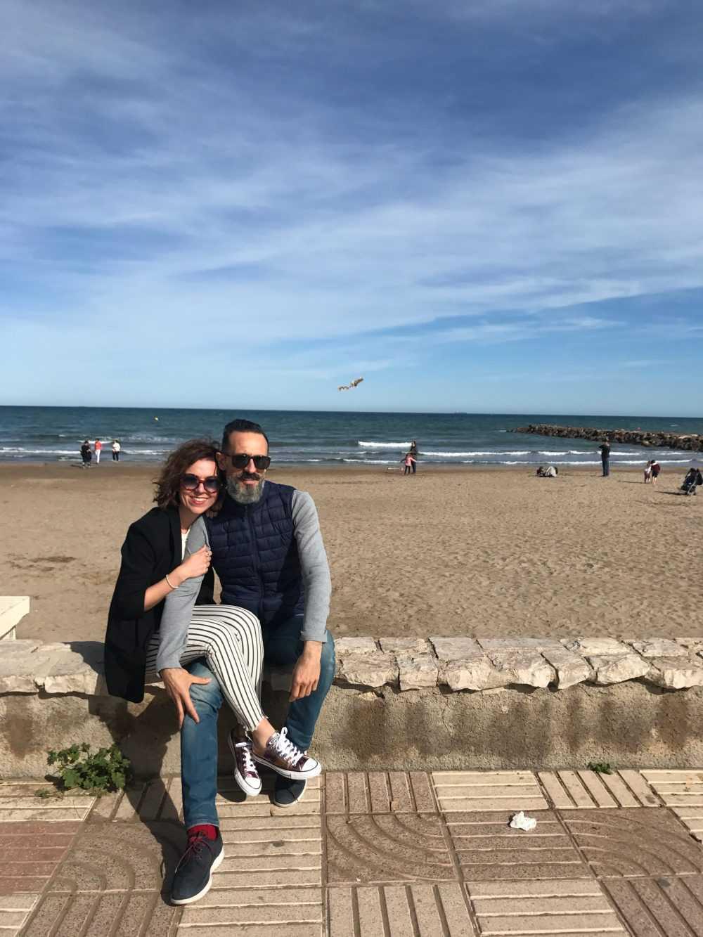 pareja de influencers valencia