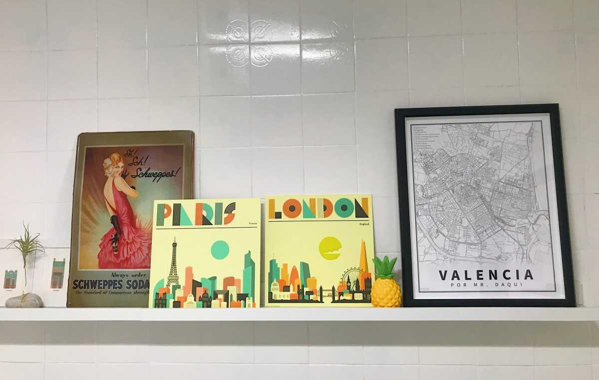 Nuestras Ciudades Importantes láminas