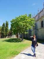 Converse negras edición limitada para recorrer Burgos