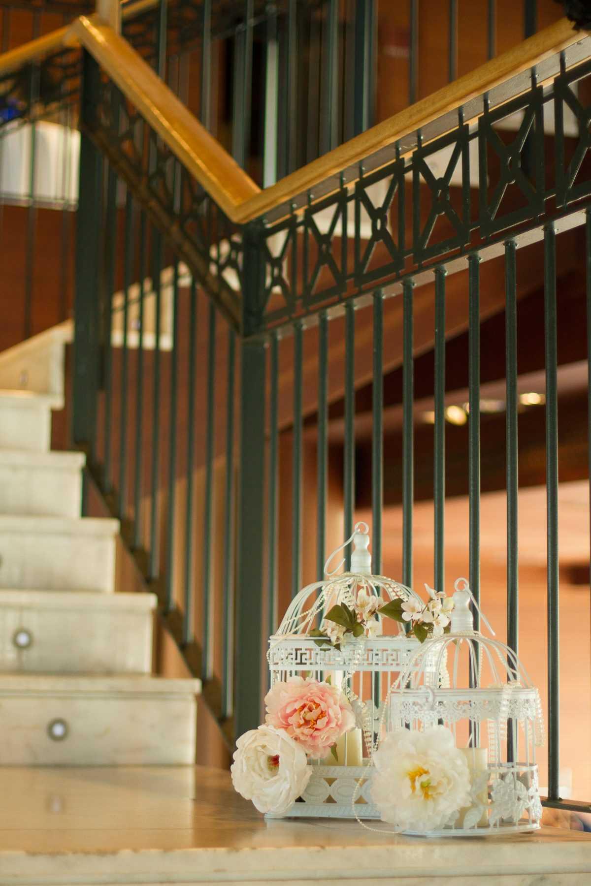 Detalles-jaula-decoracion de nuestra boda