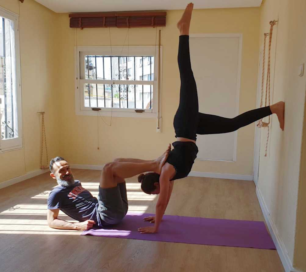 clases de yoga en valencia Equilibrio