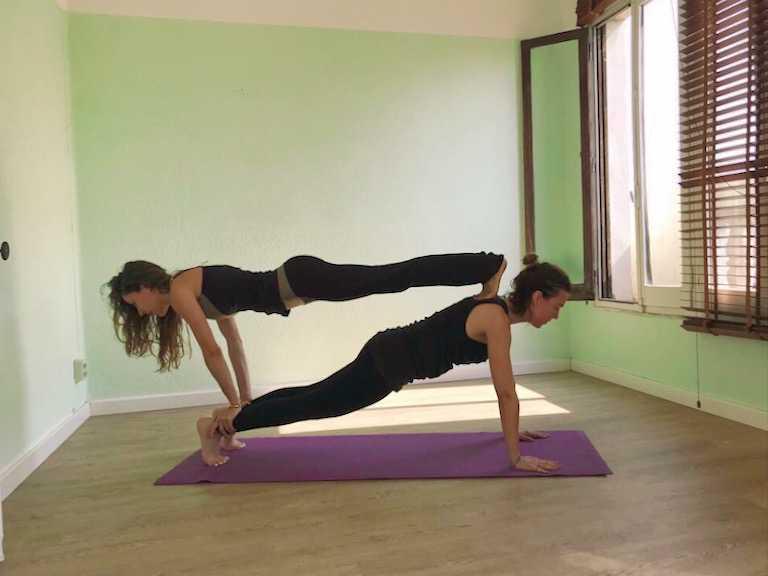 clases de pilates en Valencina