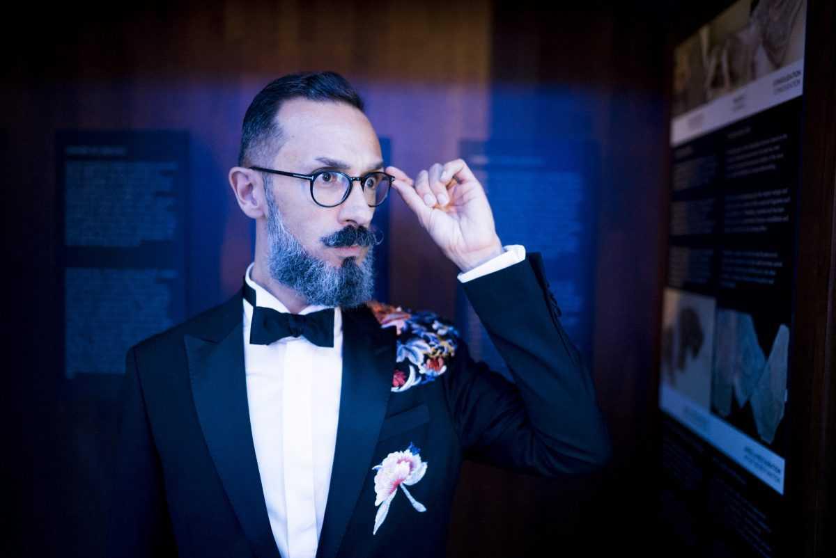 blogger de moda masculina