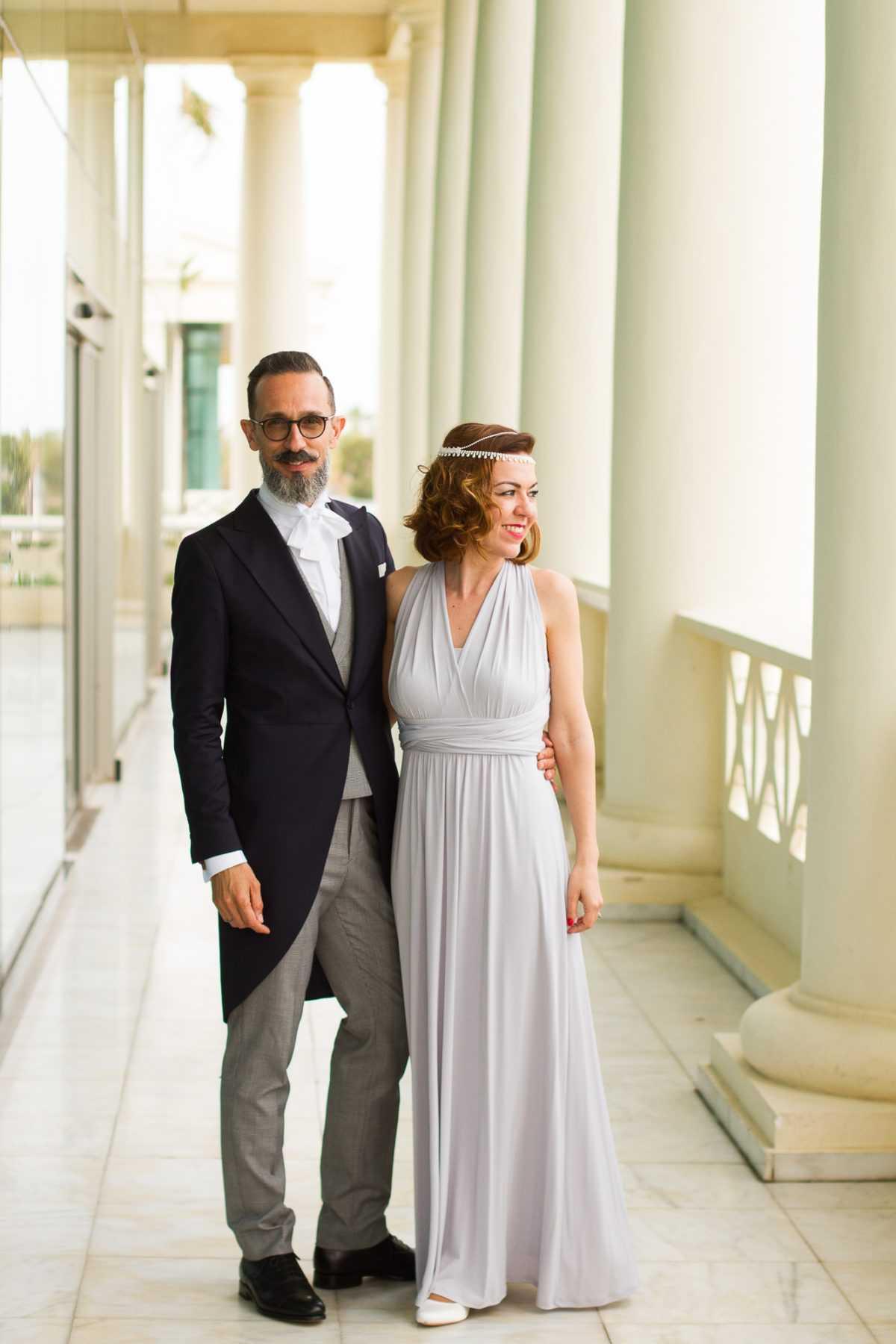 Segundo Vestido de novia