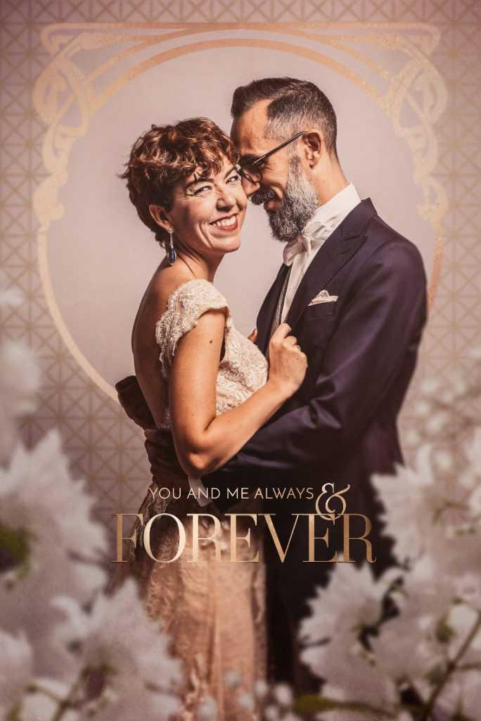 foto de boda profesional