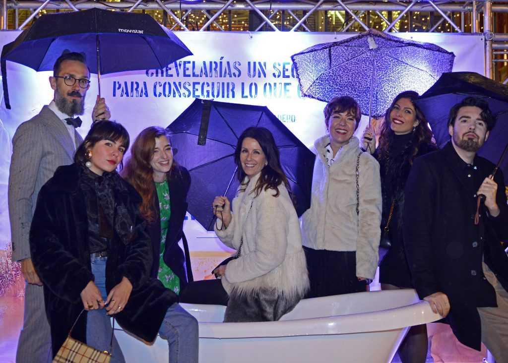 Los Embajadores Oficiales de Valencia Shopening Night Diferente