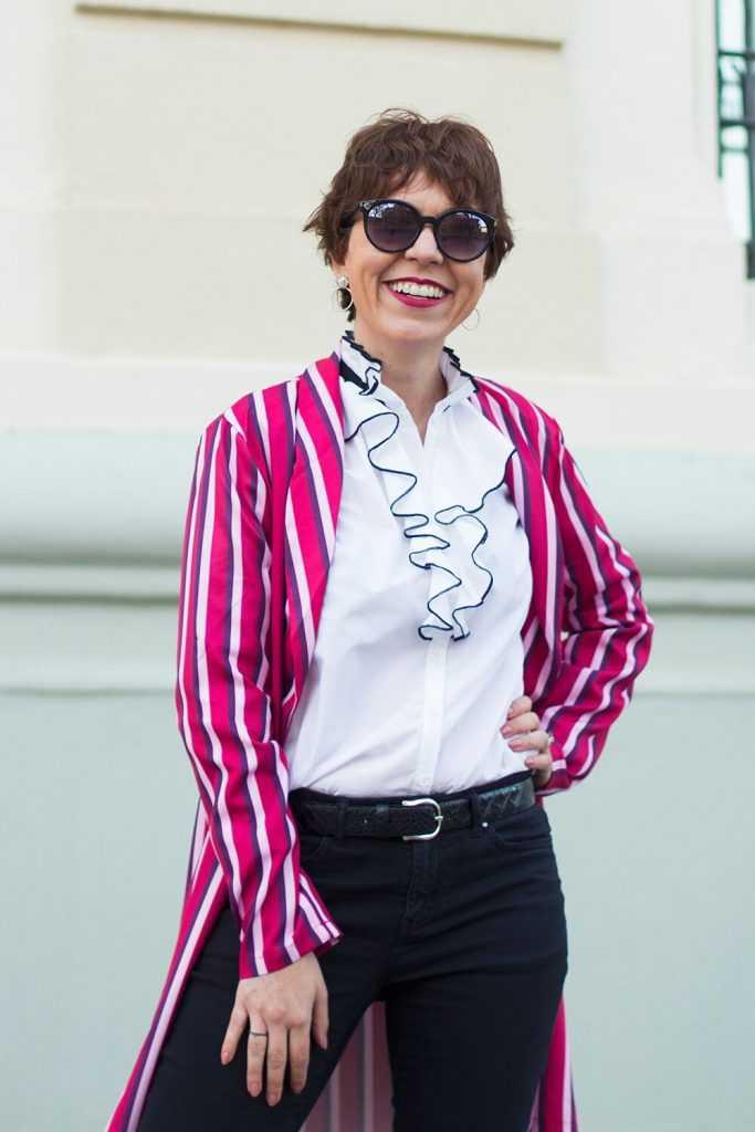 fashion blogger un toque de color