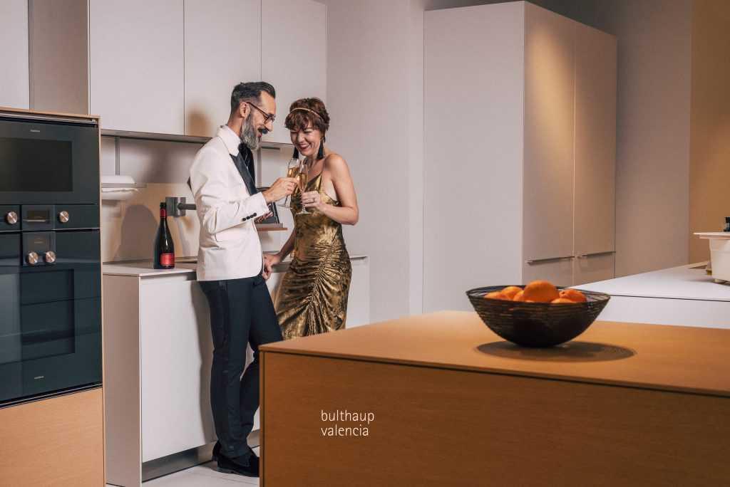 Cocina de lujo en valencia