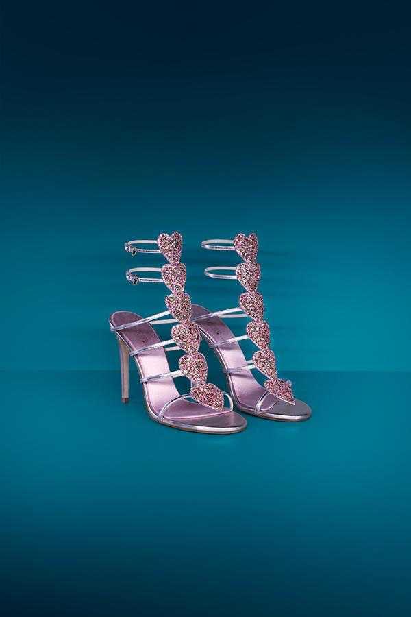 Totalmente enamorada de estas sandalias. Su precio, 200€.