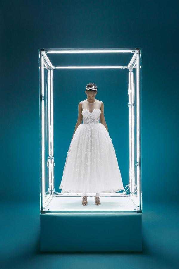 ¿Qué os parece esta propuesta como vestida de novia?