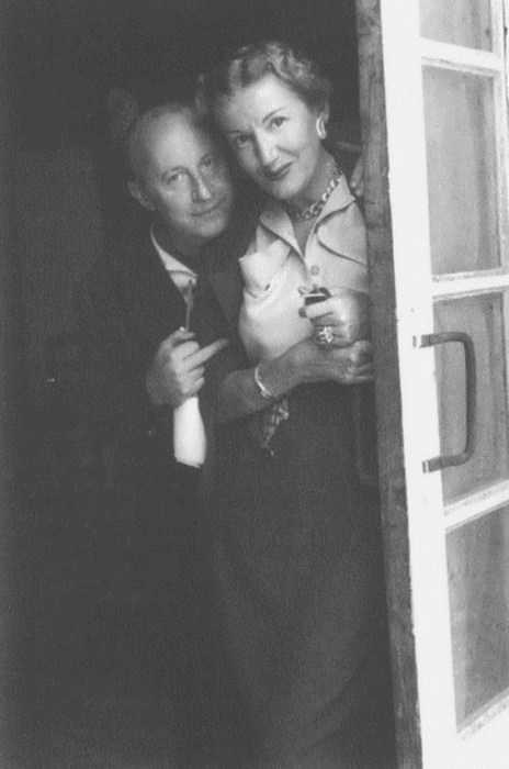 Tatiana Yacoleva y Dior