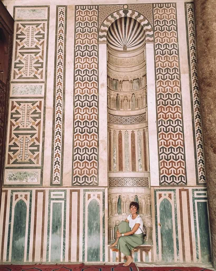 mezquita de egipto