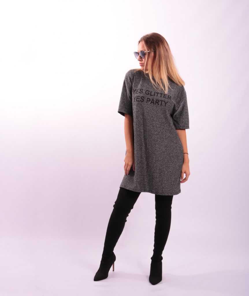 camisetas vestido 4 prendas