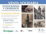 Venta solidaria de fotografías y cuadros antiguos de Valencia
