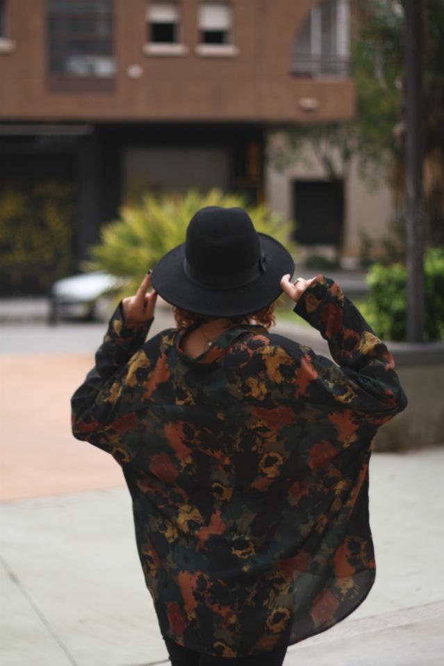 el uso del sombrero