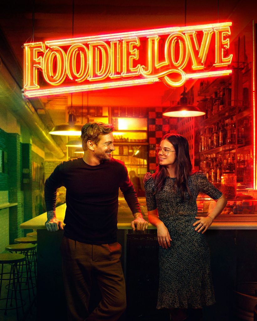 foodie-love, la serie