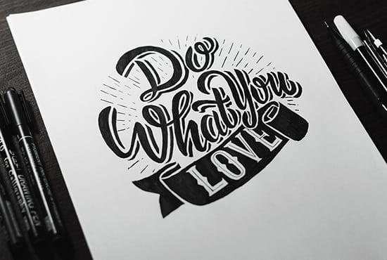 iniciación-al-lettering