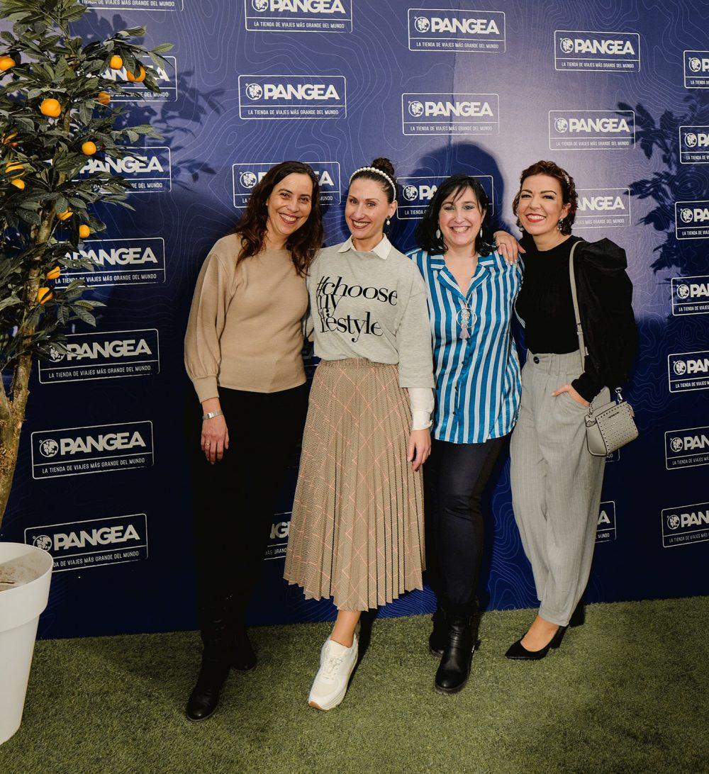 influencers-valencia pangea la tienda de viajes