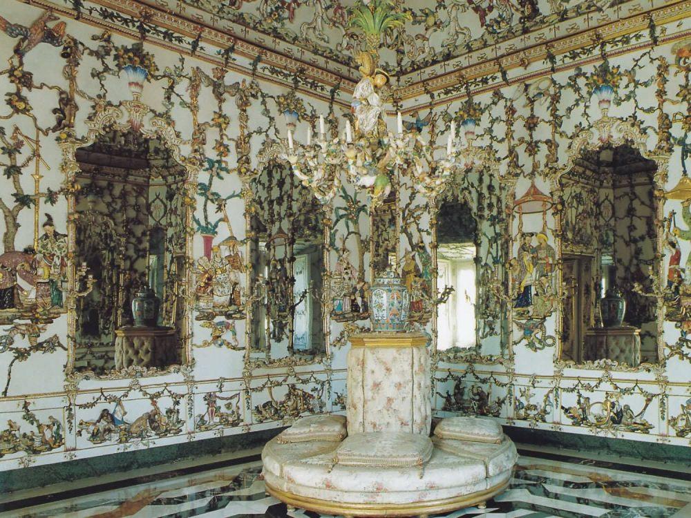 interior palacio real aranjuez