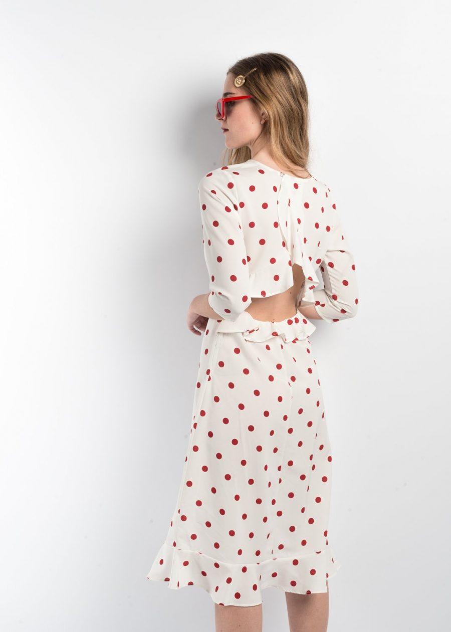 vestidos-lunares 5 vestidos estampados para verano