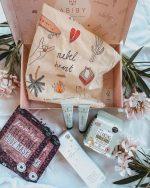 Caja de belleza Abiby, una caja de suscripción diferente